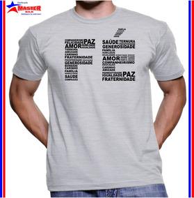 26c3e3a16b Camisa Fju Jovem no Mercado Livre Brasil