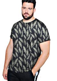 95a0ec674 Camisa Floral Masculina Plus Size - Calçados, Roupas e Bolsas no ...