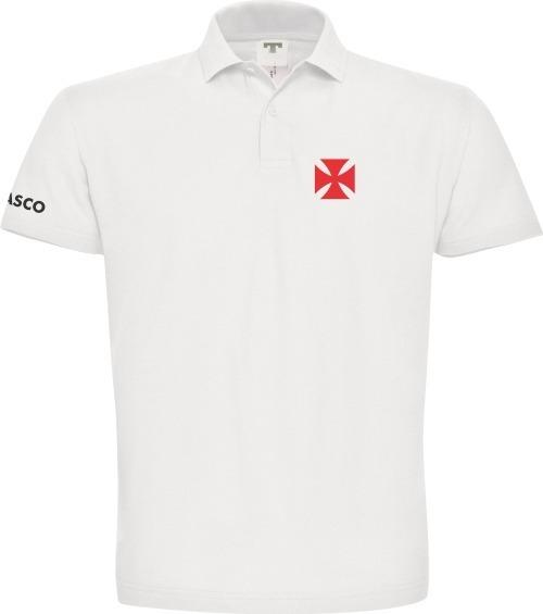 88e40bce26 Camiseta Camisa Polo Do Vasco Da Gama - R  39