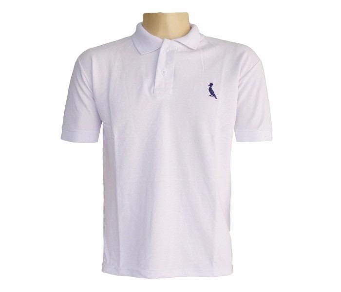 50cd282d63 Camiseta Camisa Polo Reserva Branca Masculino - R  49