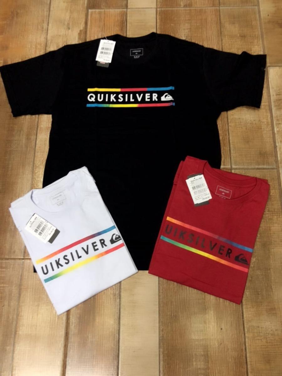 camiseta camisa quiksilver surf slim fit lançamento outlet. Carregando zoom. aa350e0ac6