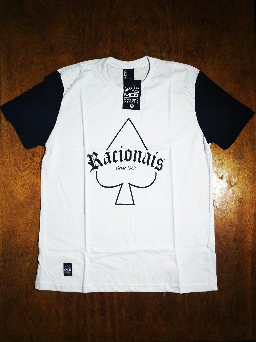 camiseta camisa rap mcd racionais masculina 0.5.2. Carregando zoom. f243700e5ca