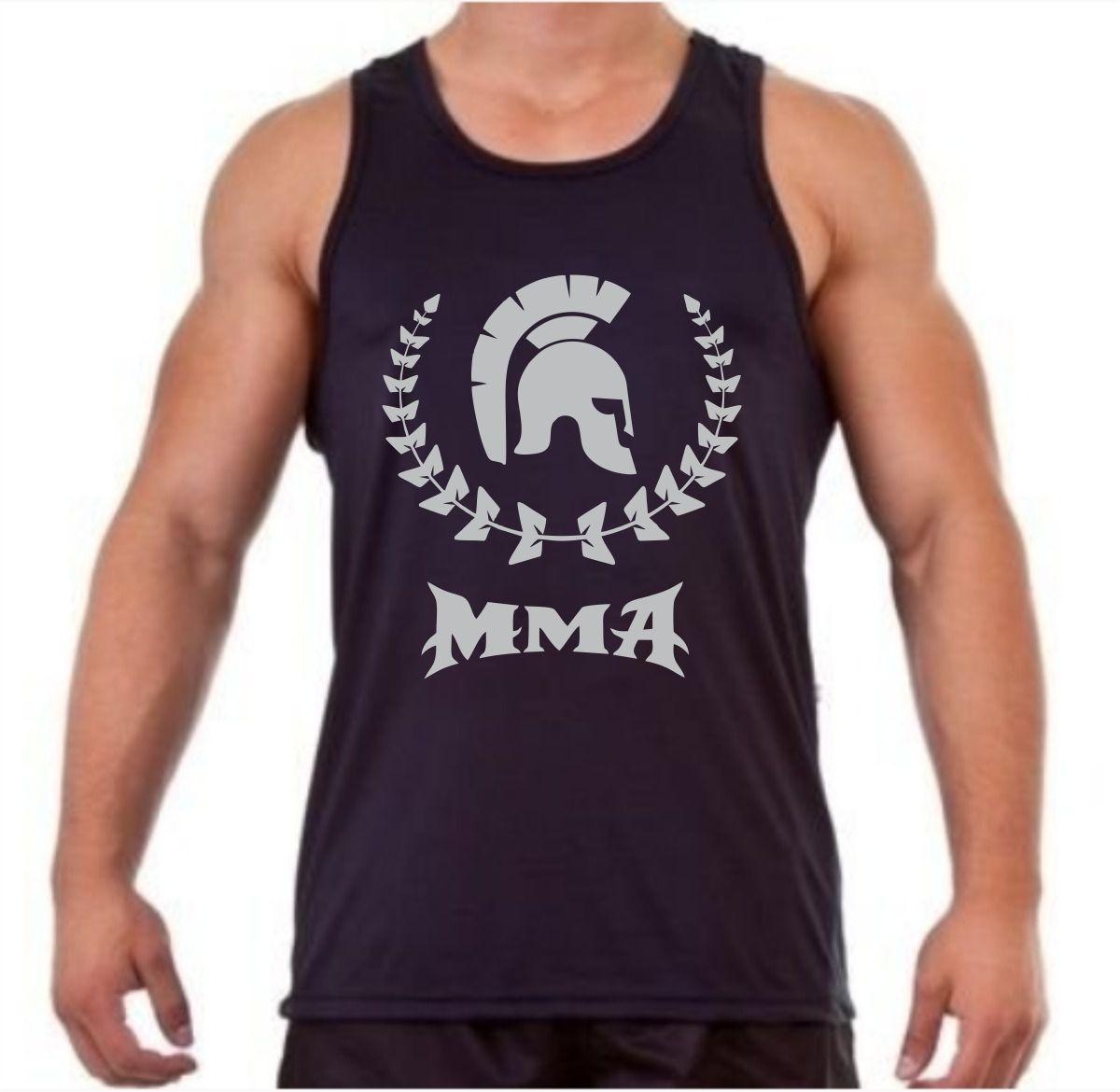 76e57192d91a9 camiseta camisa regata mma musculação fitness promoção. 9 Fotos