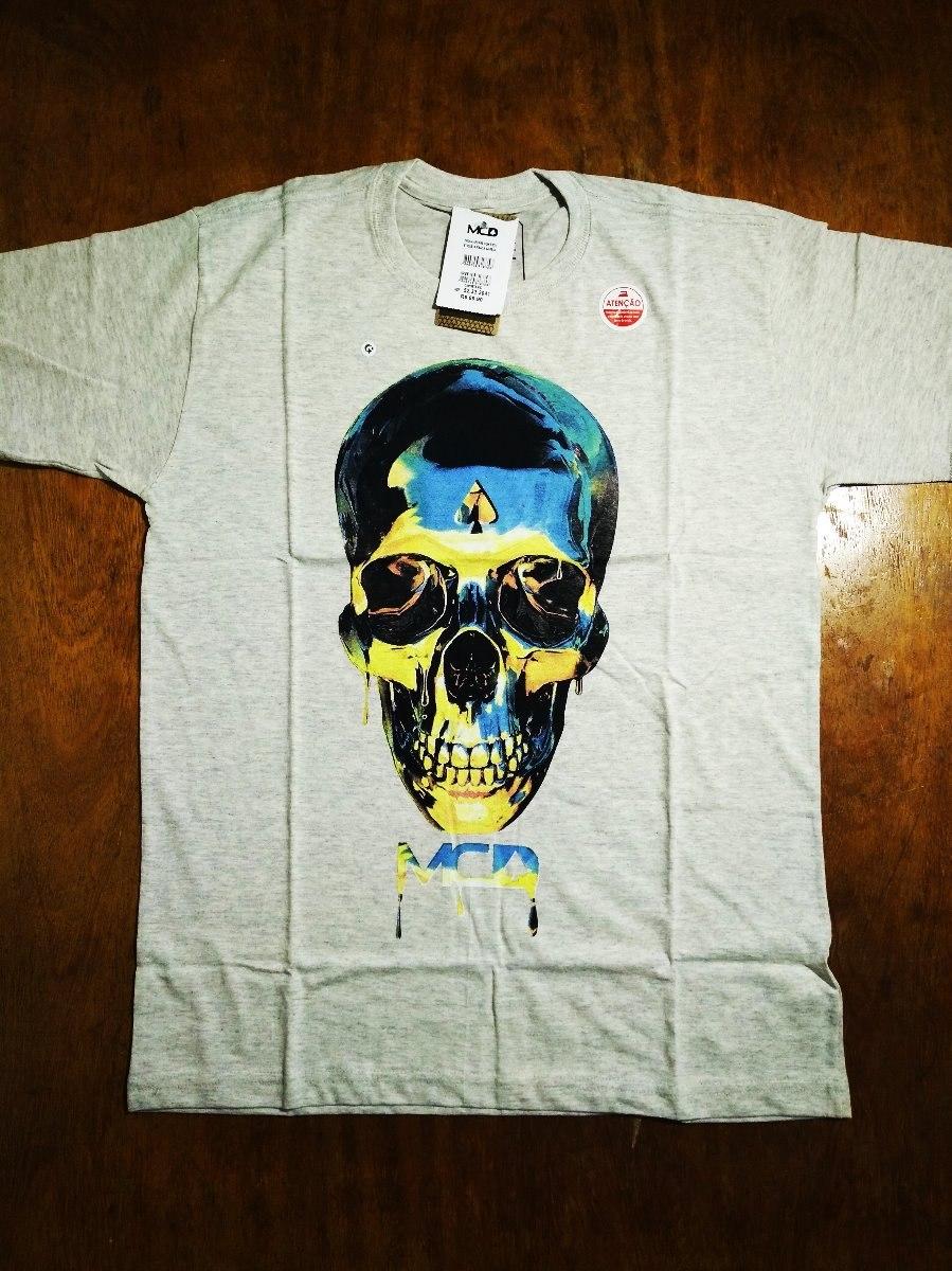 camiseta camisa surf mcd skull face masculina .2.1. Carregando zoom. d01c9ac0dd4