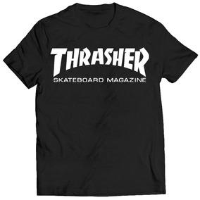 632644d317 Camiseta Skate - Camisetas Masculino Manga Curta no Mercado Livre Brasil