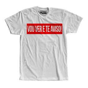 0f69c54b07 T Shirt Feminina Tumblr Manga Curta - Camisetas e Blusas com o Melhores  Preços no Mercado Livre Brasil