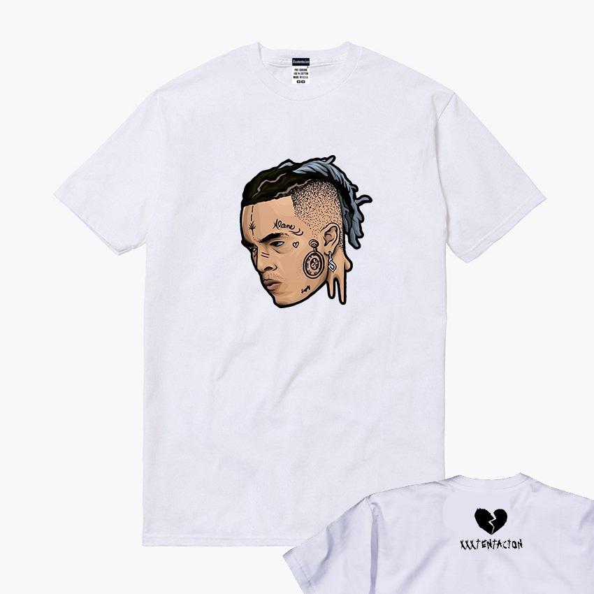 5b6f3fbfe Camiseta Camisa Xxxtentacion Mickey Rap Hard Bad Vibes Trap - R  60 ...