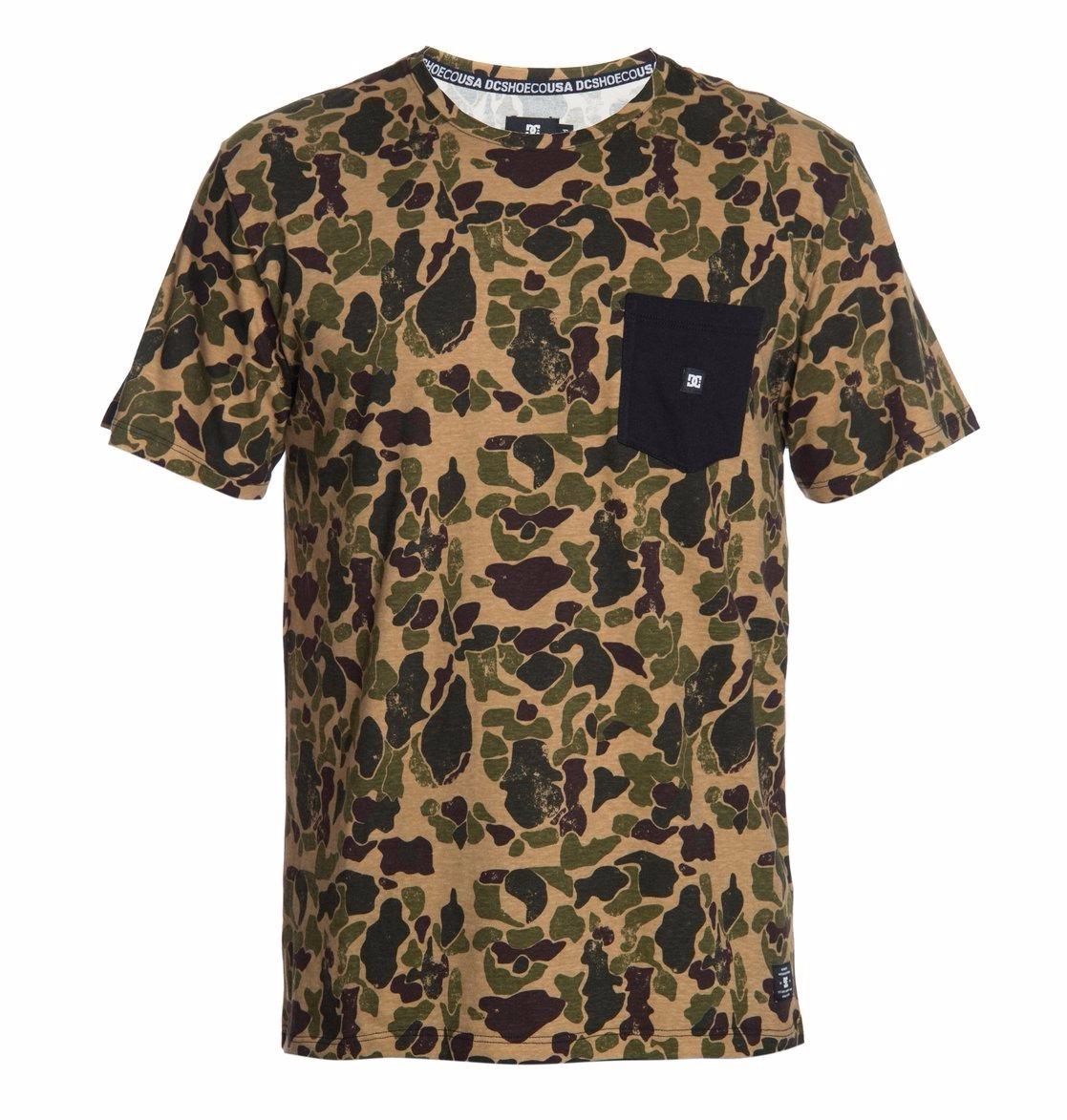 e7c2114dce555 Camiseta Camuflada Dc Shoes - R$ 149,90 em Mercado Livre