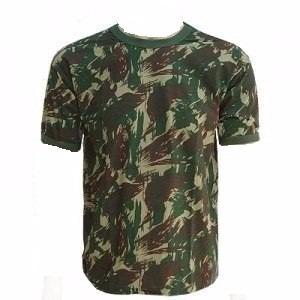Camiseta Camuflada Dry Fit f2b6752df45