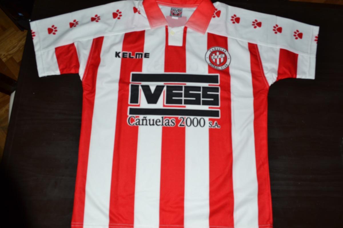 ef7d7e0ad5c42 camiseta cañuelas futbol club kelme. Cargando zoom.