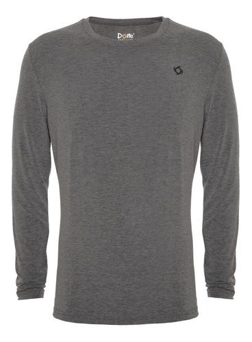 camiseta capa base thermoactive negro doite