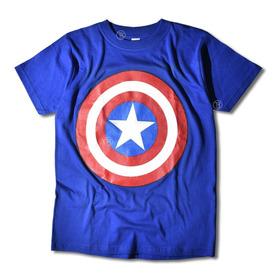 Camiseta Capitan America - Cómics - Superhéroes