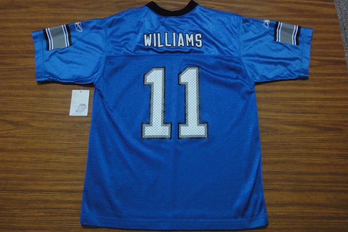 camiseta casaca futbol americano detroit lions nfl nueva m! Cargando zoom. 160dfac0b1d21