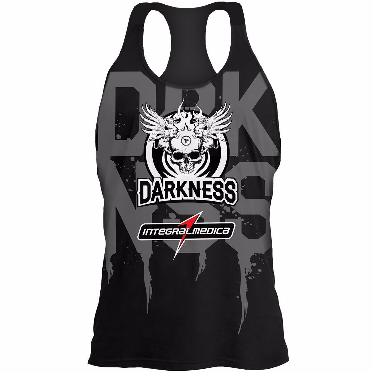 fb57b2618 Camiseta Cavada Darkness Imperdivel - R  29