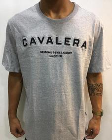 beef3fc6ce Camiseta Cavalera Institucional Relevo C Original