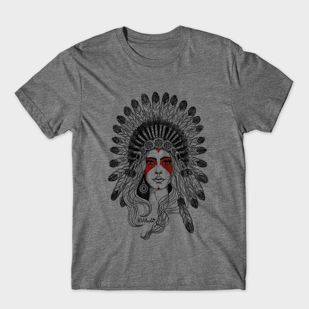 camiseta caveira mexicana masculina india camisa estilosa. Carregando zoom. e442129e74c