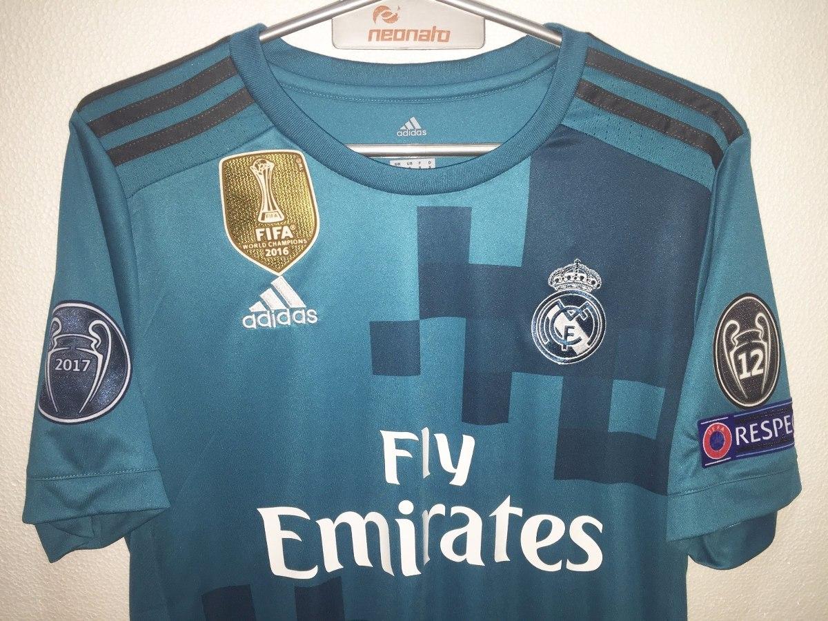 camiseta real madrid 2017 original