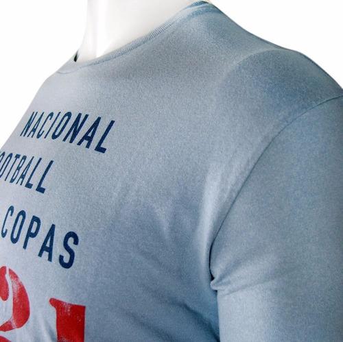 camiseta centrojás | club nacional de football