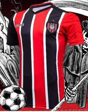 Camiseta Chacarita Juniors Kelme 2019 Original -   1.879 474b358f71c75
