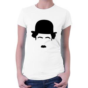 camiseta charlie chaplin - teatro - cinema - artes cênicas