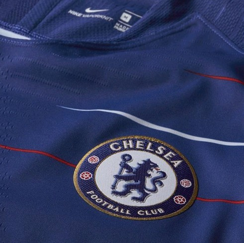 910324feb0886 Camiseta Chelsea 18 19 - Frete Grátis - R  129