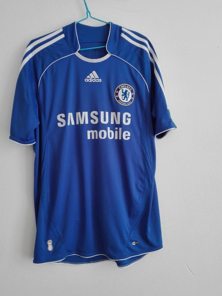 Camiseta Chelsea 2006-07 Drogba -   24.990 en Mercado Libre 552ae54ca4fd6