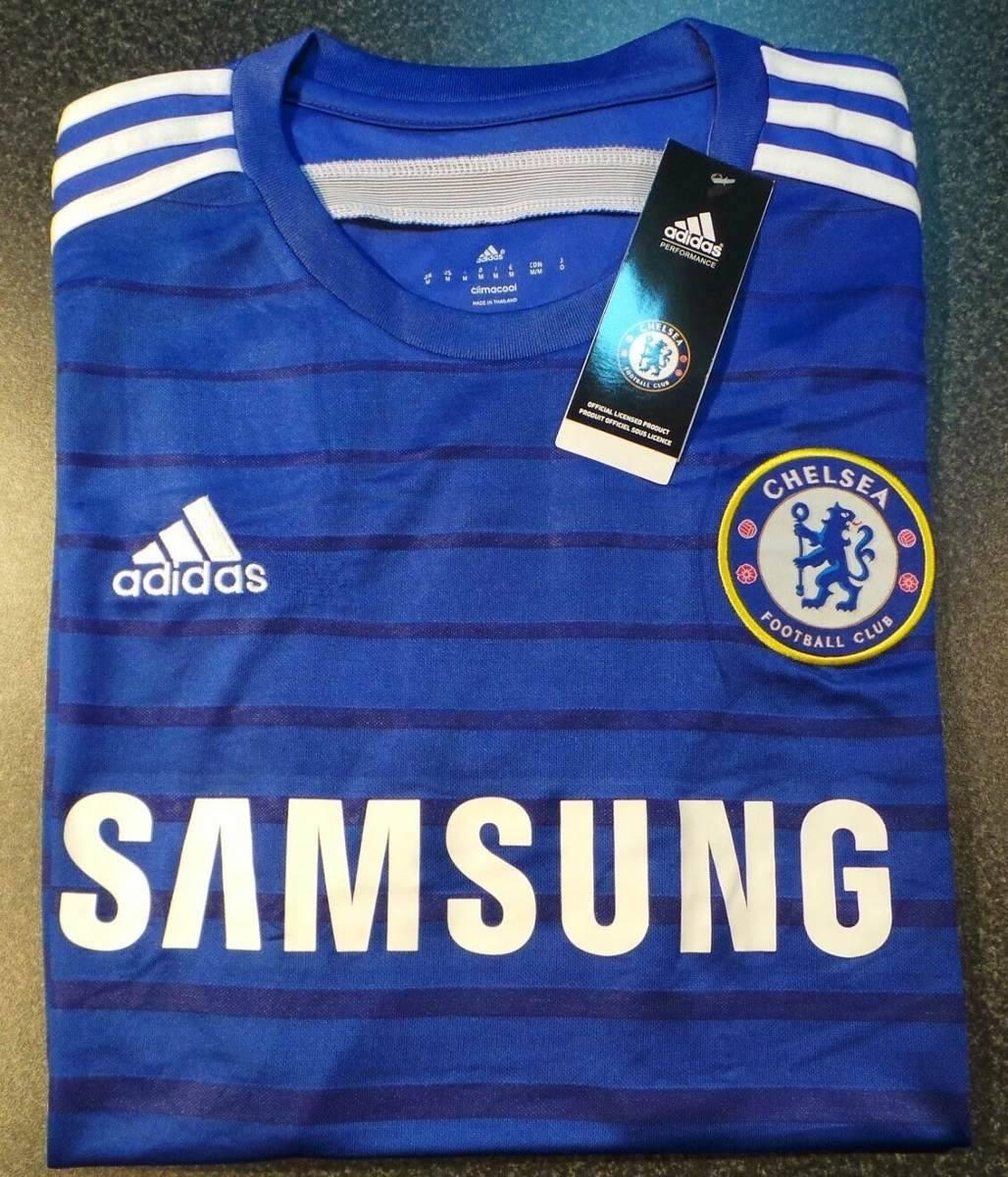 e081065598 Camiseta Chelsea 2014 2015 Original -   155.000 en Mercado Libre