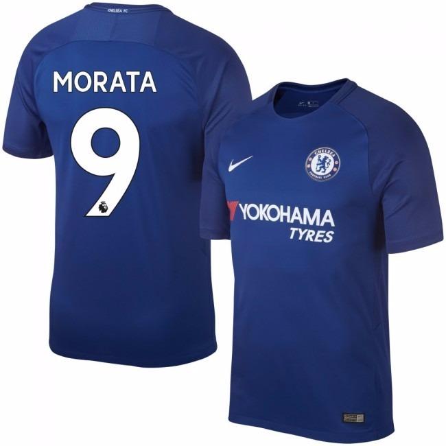 Camiseta Chelsea 2018 Hazard O Personalizada -   175.000 en Mercado ... c32586e2604ad