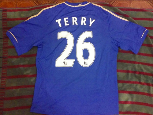 camiseta chelsea adidas 2012 impecable