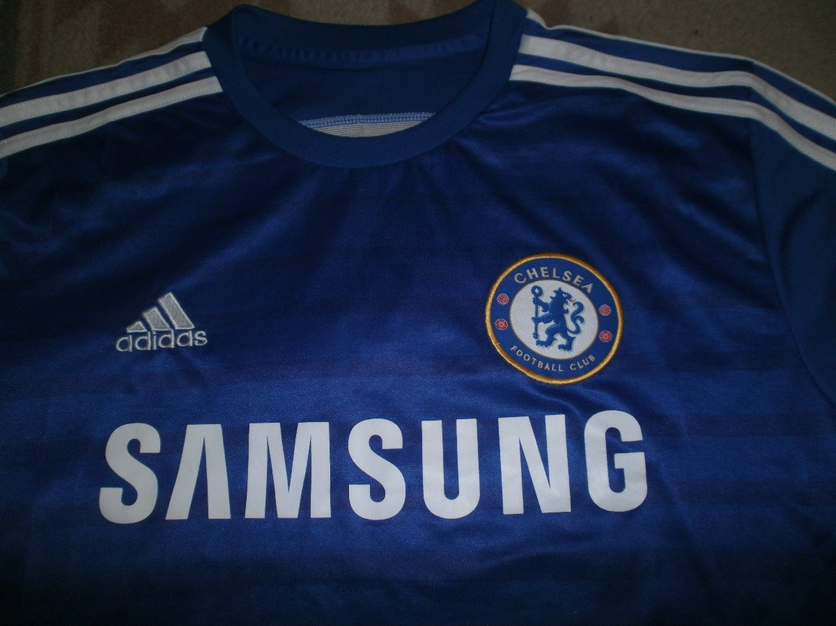 dcf88d4f83f0a camiseta chelsea adidas original temporada 2014-15 talle l. Cargando zoom.