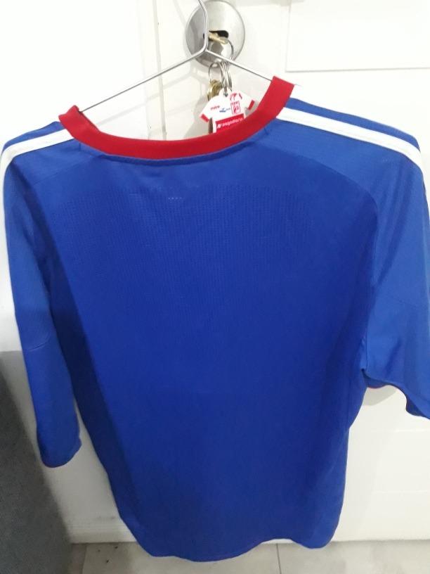 9efbb255826ee camiseta chelsea azul talle l titular original. Cargando zoom.