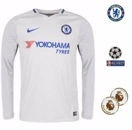be5351988e Camiseta Chelsea Goleiro  fut  - Personalizada - R  85