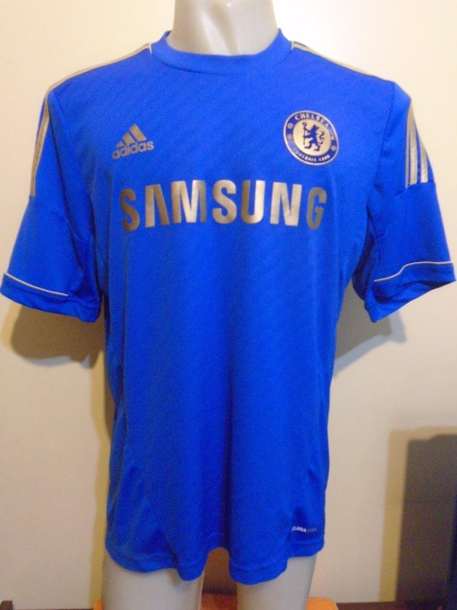 00af2d3fad Camiseta Chelsea Inglaterra 2012 2013 Essien  5 Ghana T. Xl ...