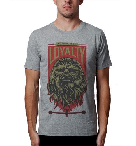 camiseta chewbacca star wars blusas moletom regatas filmes