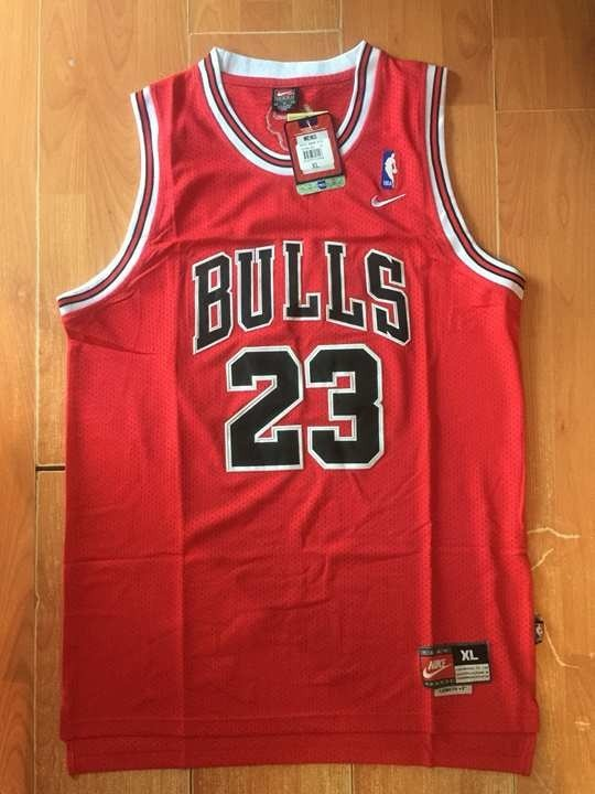 bca01e4de Camiseta Chicago Bulls - 23 Jordan - Original -   1.300