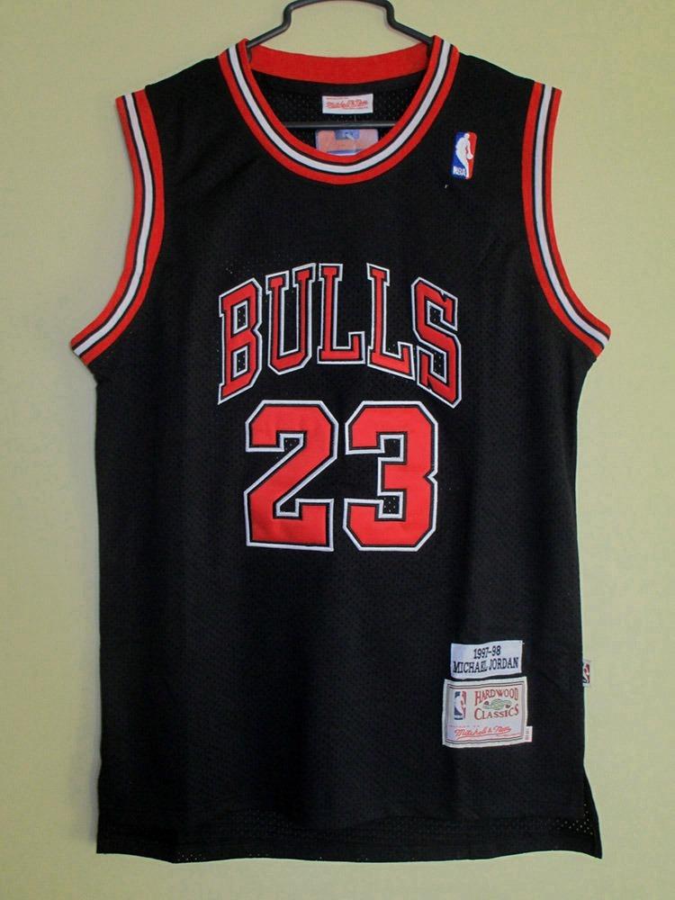4506a1b91 Camiseta Chicago Bulls Michael Jordan Talla M