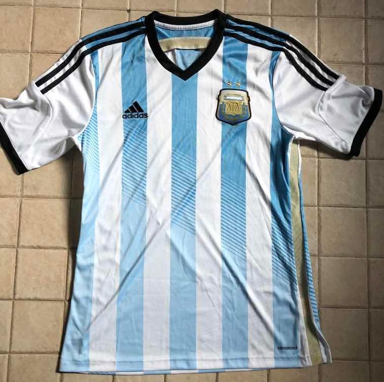 69d58d742f Camiseta + Chomba Argentina Original -   2.999
