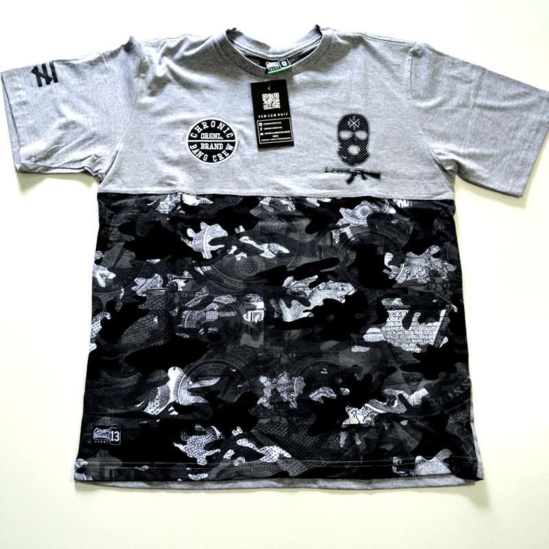 8a22ac7c13c6a camiseta chronic ninguem guenta camuflada original. Carregando zoom.