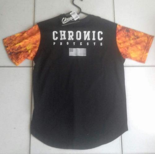 camiseta chronic proteste original