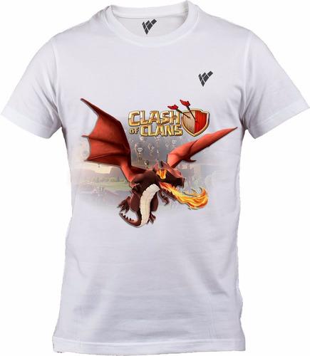 camiseta clash of clans