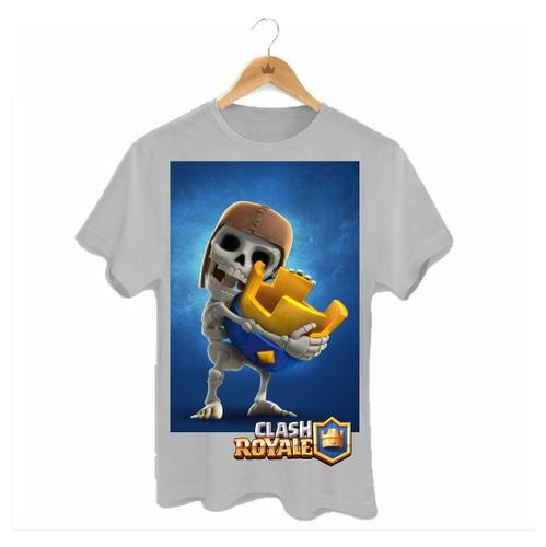c1e441a9dd Camiseta clash royale personagem camisa clash royale jpg 499x500 Clash  royale personagens masculinos