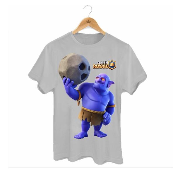 b276dea371 Camiseta clash royale personagem camisa clash royale jpg 591x591 Clash  royale personagens masculinos