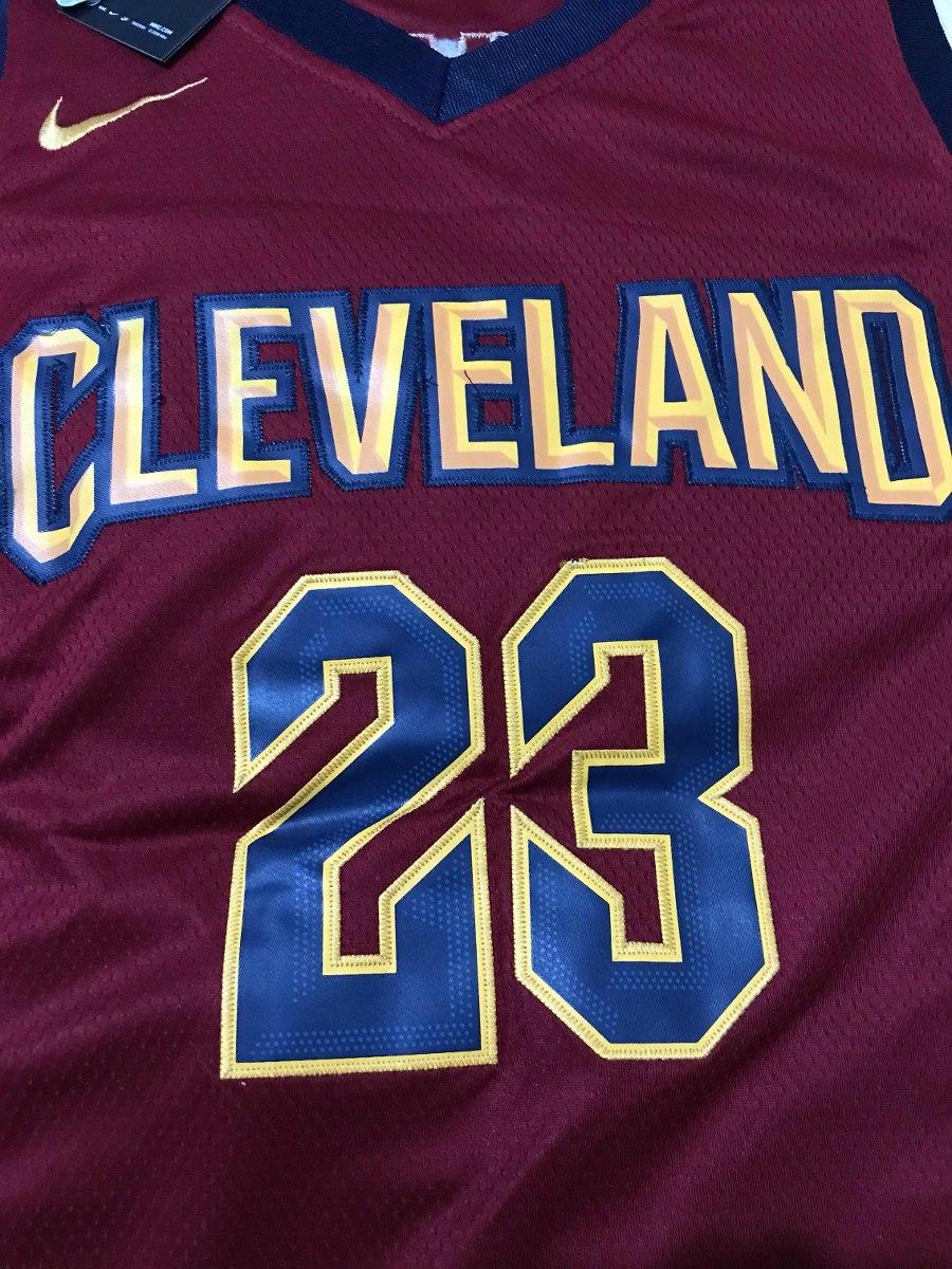 27882e2c02b9d camiseta cleveland cavaliers nba n23 lebron james(original). Carregando zoom .