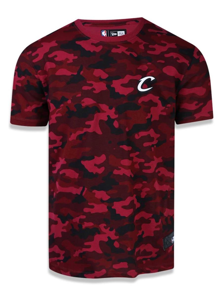 dec51226b camiseta cleveland cavaliers nba new era 42302. Carregando zoom.