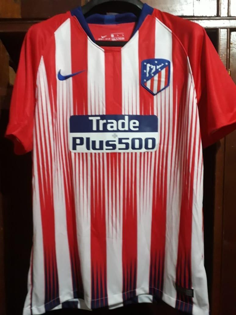 69368c8e0f403 Camiseta Club Atlético De Madrid 2018-2019 -   65.000 en Mercado Libre