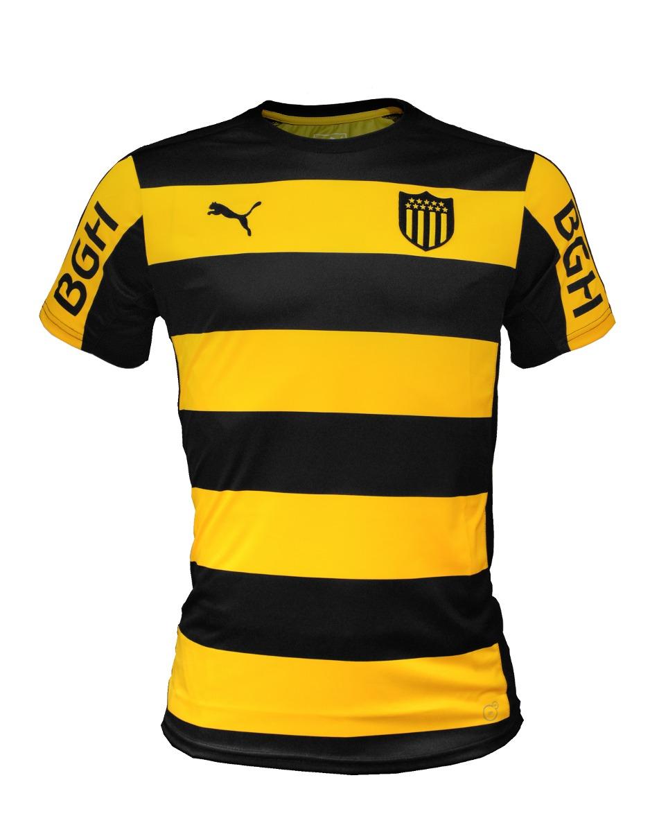 camiseta club atlético peñarol | libertadores 2017 | puma
