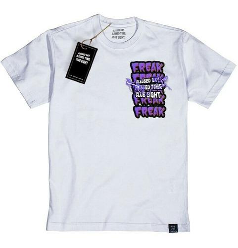 camiseta club eight og