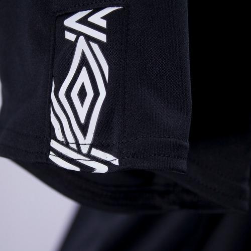 camiseta colo colo umbro 2019-20 visita negra / stgo. boxer