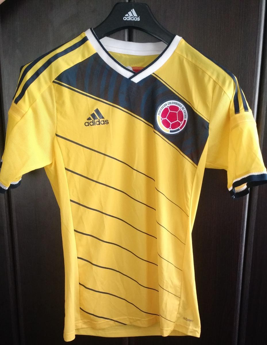 531f280a5365c camiseta colombia adizero amarilla 100% original adidas prof. Cargando zoom.