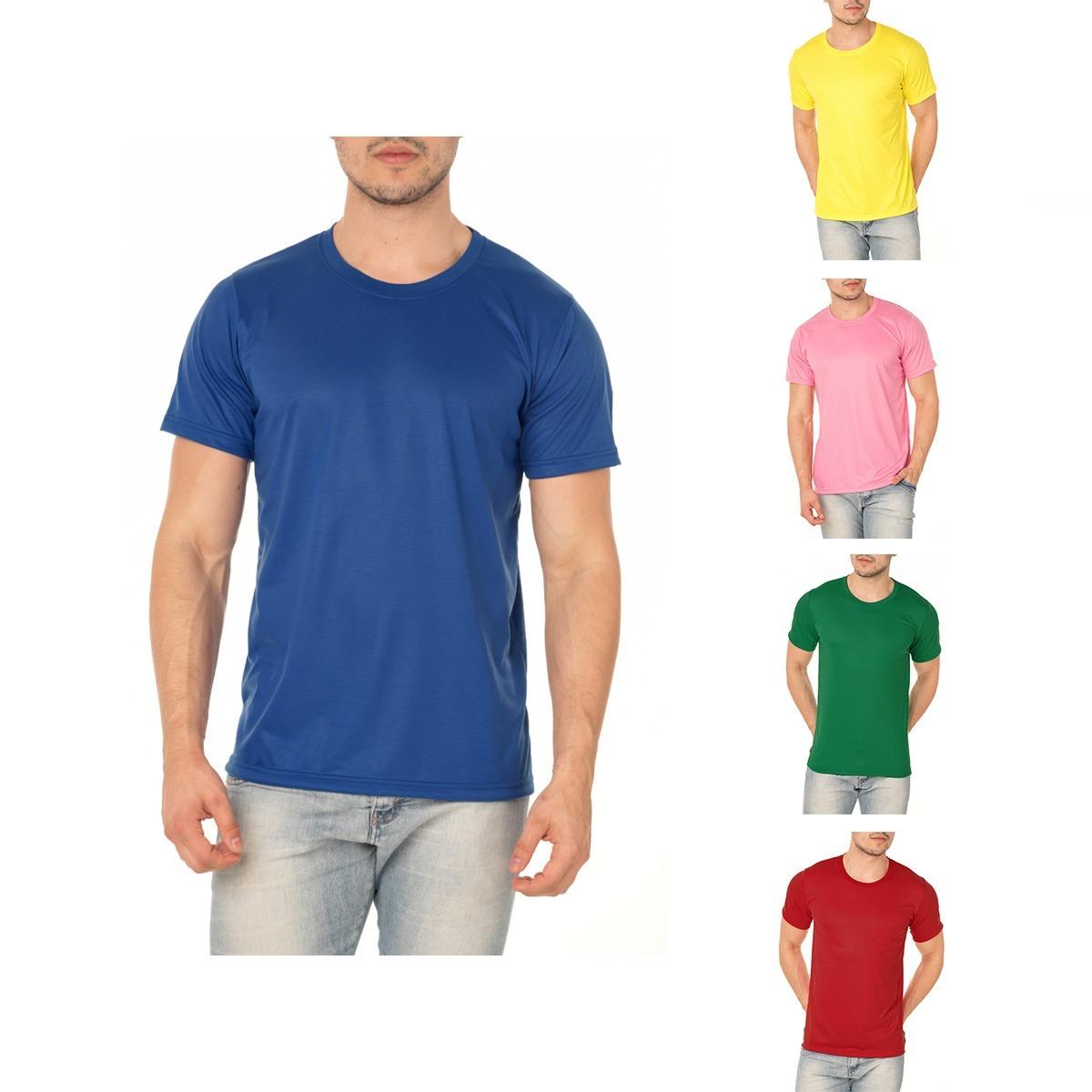 d42d508fa camiseta colorida p  sublimação camisa lisa 100% poliéster. Carregando zoom.